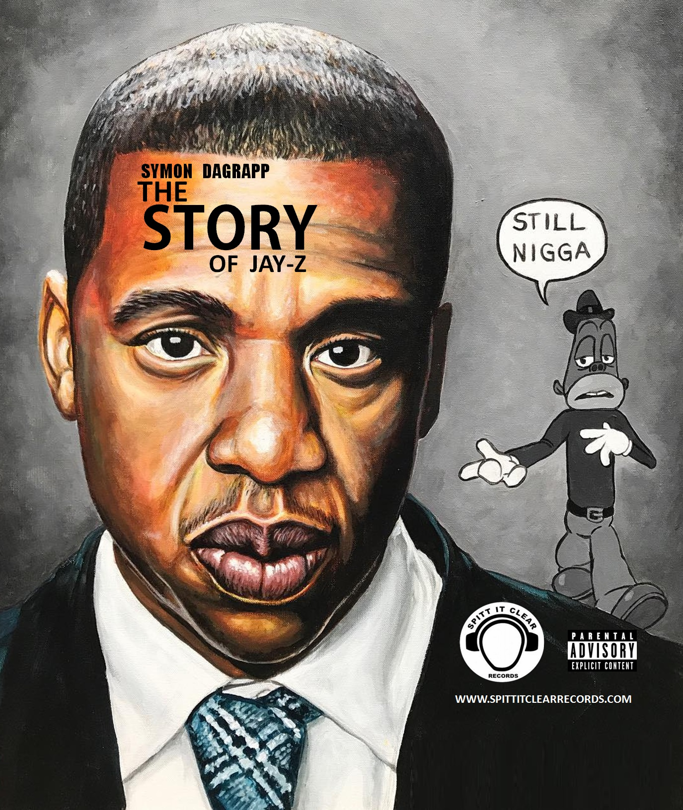 Symon Dagrapp The Story Of Jay- Z